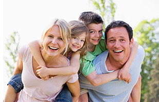Chiropractc Care and Wellness Counseling for Families